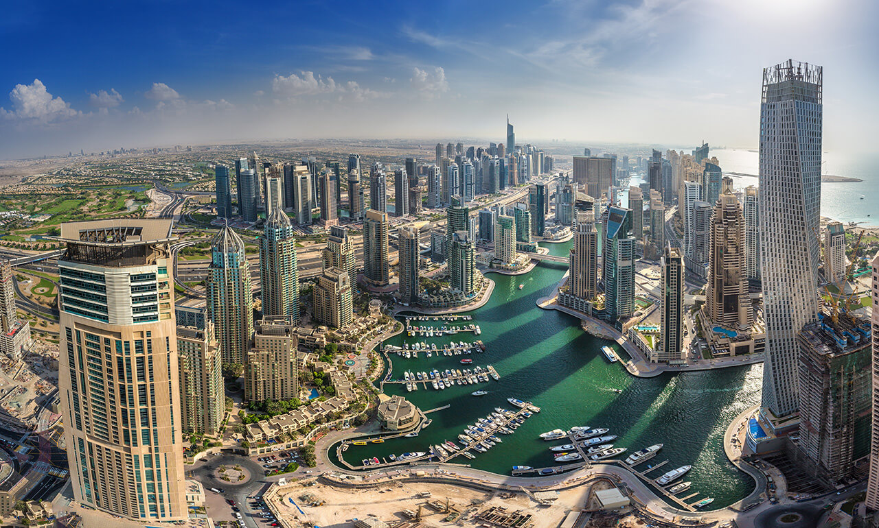 Top 10 Luxurious Projects in Dubai.