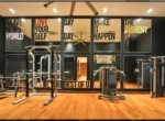 Rustomjee Paramount in Khar - www.dluxuryhomes.com Gym