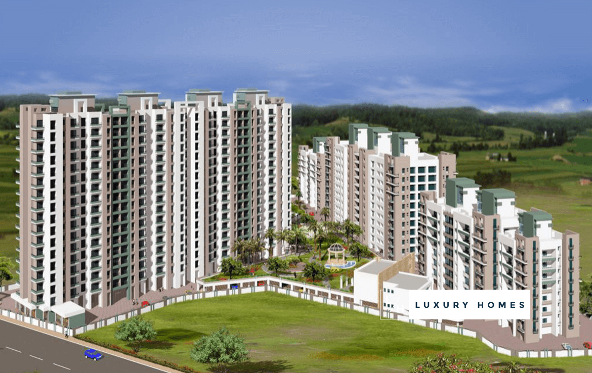Sanghvi Valley in Thane www.dluxuryhomes.com
