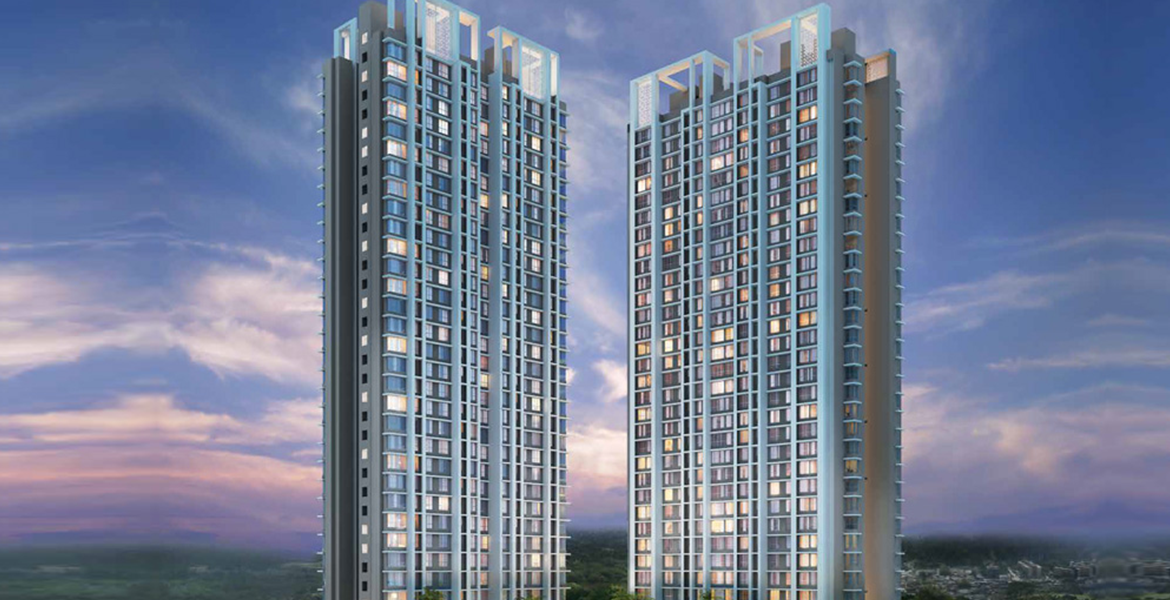 SHETH ZURI LUXURY APARTMENTS IN THANE