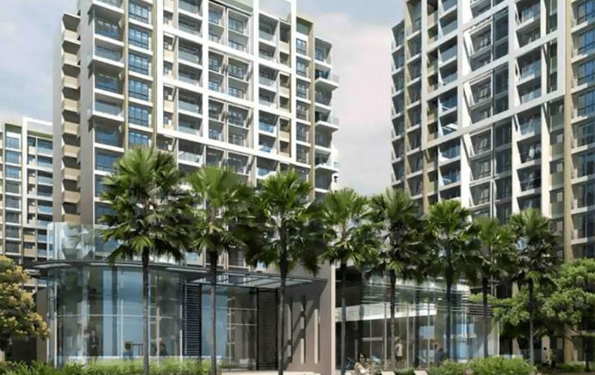 Sheth Fiona Project in Thane www.dluxuryhomes.com