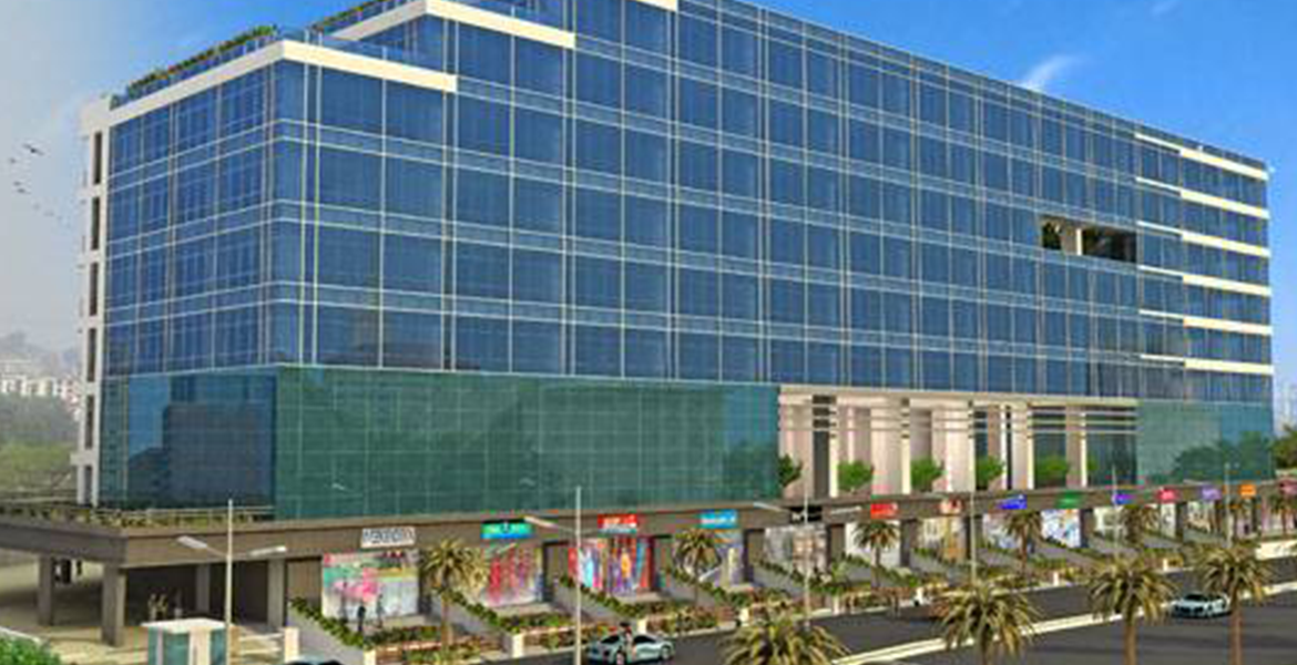 NEELKAANTH CORPORATE PARK OFFICE SPACE IN VIDHYAVIHAR
