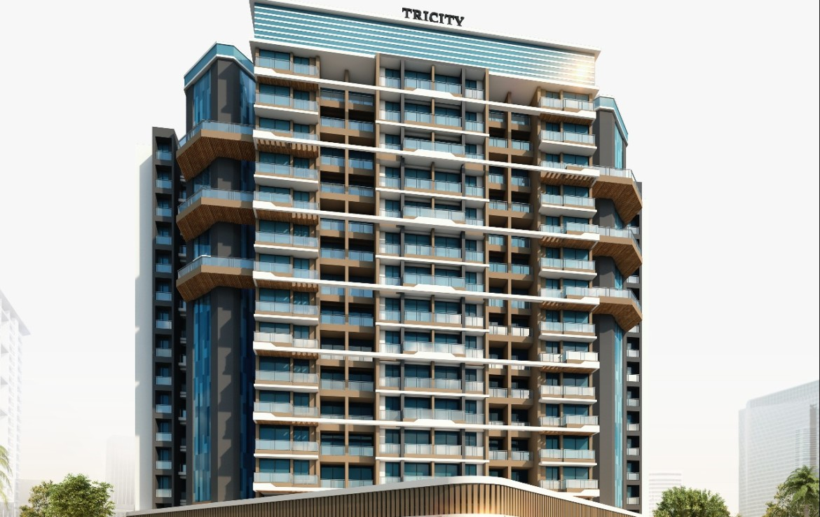 Tricity Luxuria in Panvel _ www.dluxuryhomes.com