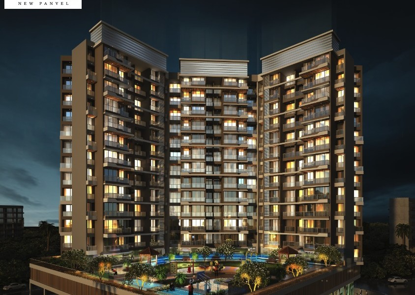 TRICITY LUXURIA IN  NEW PANVEL