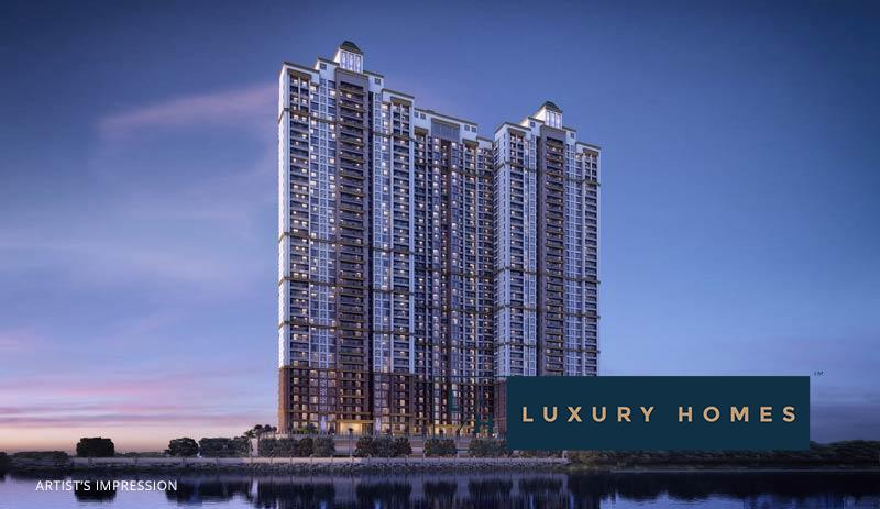 SAI WORLD CITY LUXURY APARTMENT IN PANVEL