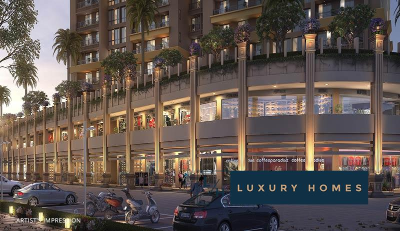 Sai World City in Panvel_www.dluxuryhomes.com
