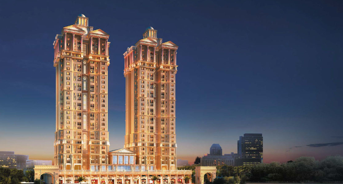 EMPIRE TOWERS IN THANE