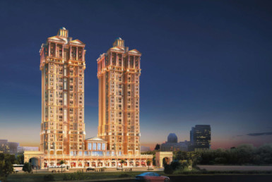 Empire Towers in Thane _ www.dluxuryhomes.com