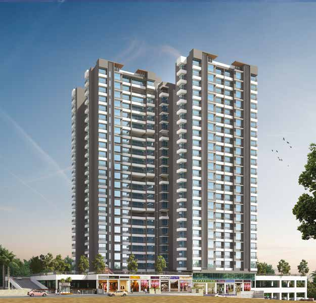 WADHWA PLATINA IN THANE