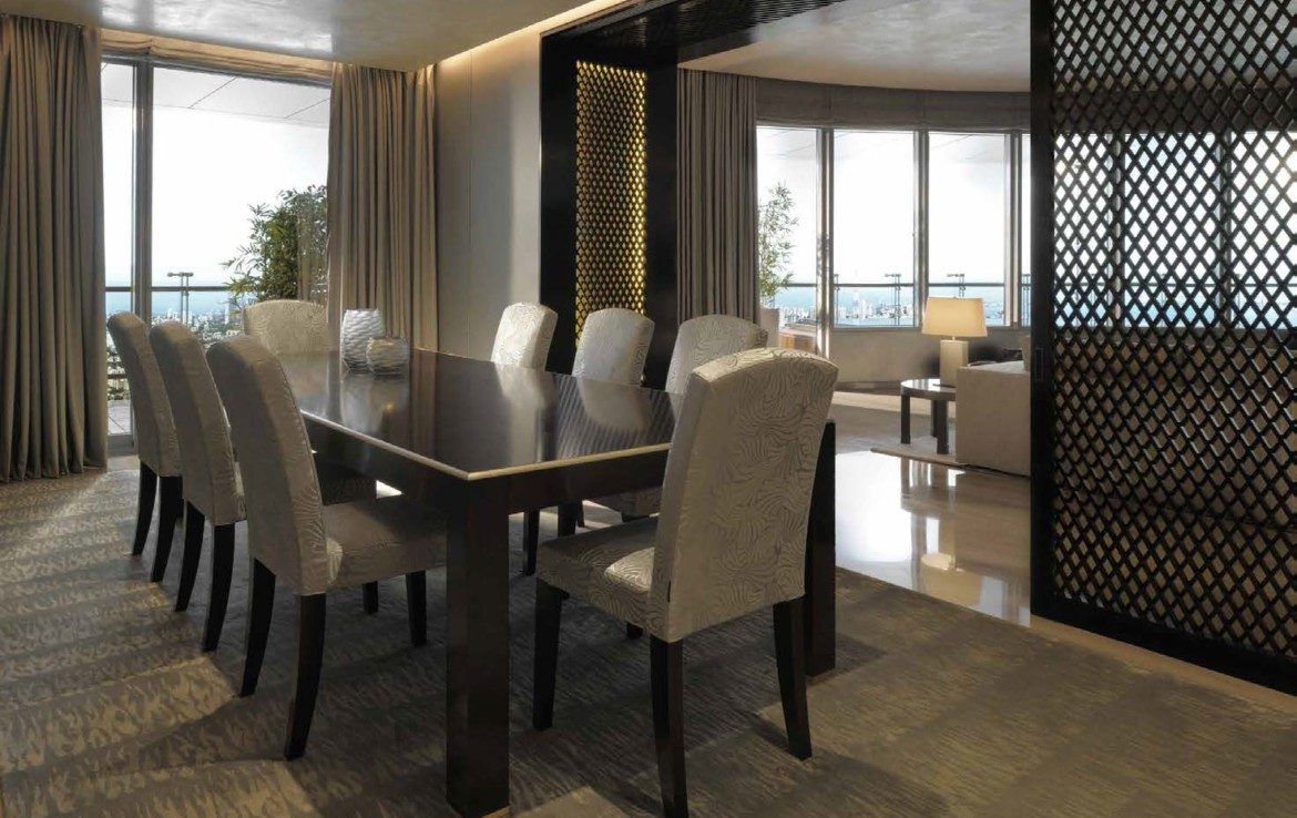 World Tower in Lower Parel Dinning Area