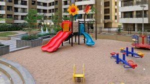 World Tower in Lower Parel Playground