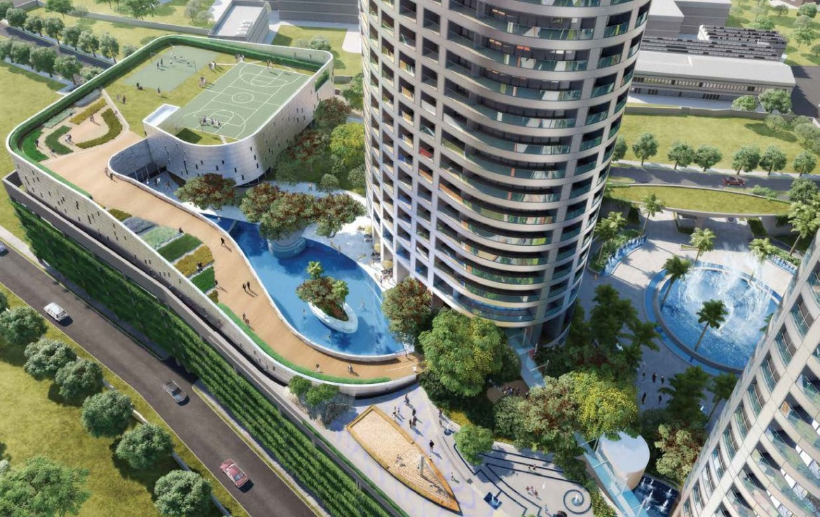 World Tower in Lower Parel _ www.dluxuryhomes.com