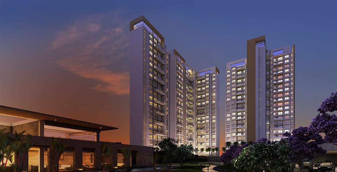 KALPATARU PARAMOUNT IN THANE