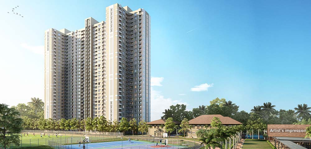 Lodha Amara in Thane