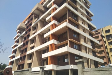 Swastik Tower in Panvel