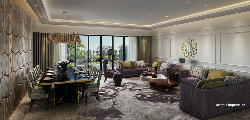 Lodha Sterling in Thane