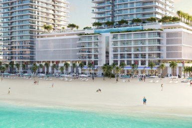 Sunrise Bay in Emaar Beachfront