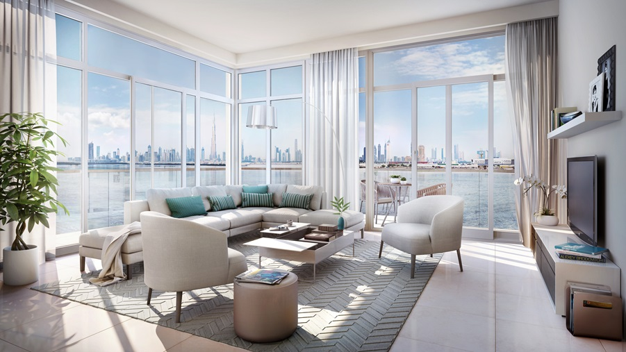 THE COVE  LUXURY APARTMENT IN DUBAI CREEK TOWER