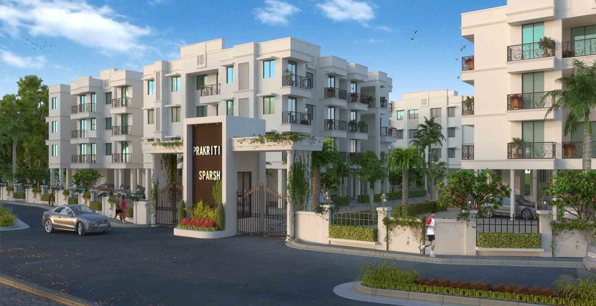 PRAKRITI SPARSH LUXURY APARTMENT IN PANVEL