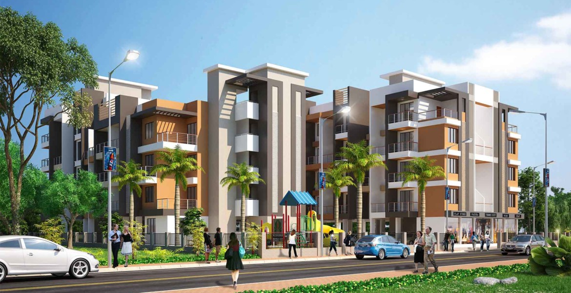 ANANT SAPPHIRE LUXURY APARTMENT IN PANVEL