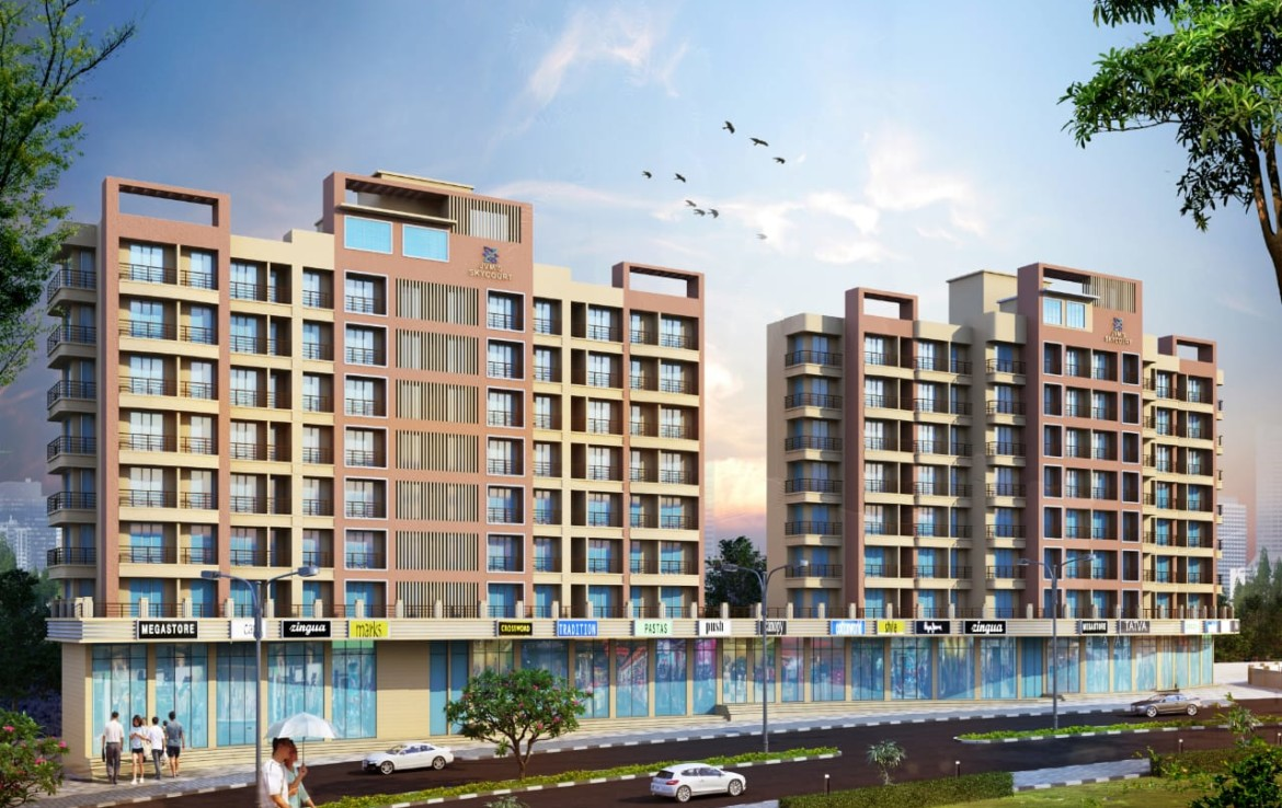 Sky Court in Thane