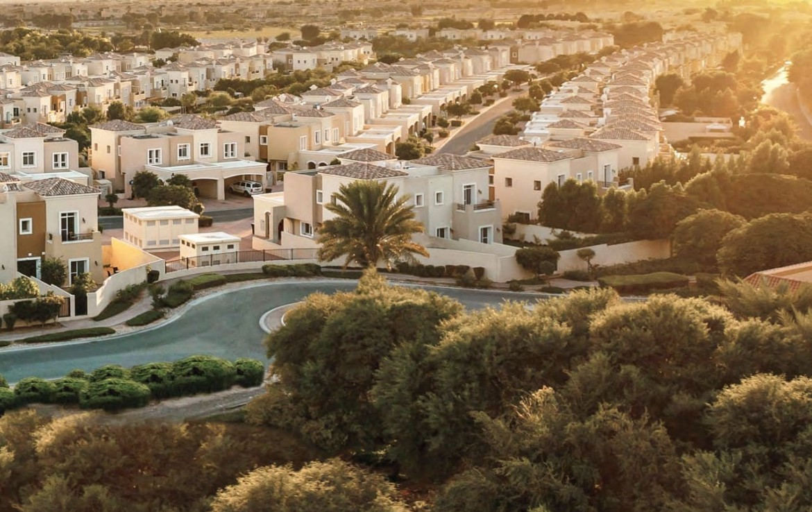 The Spring Townhouse at Arabian Ranches III