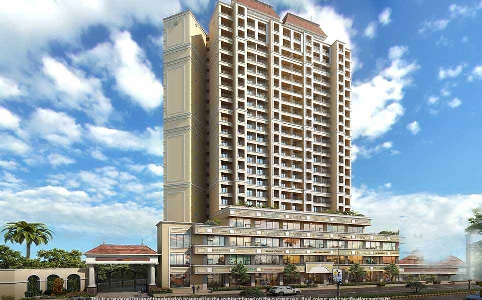 JP CODENAME HOTCAKE LUXURY APARTMENT IN MIRA ROAD