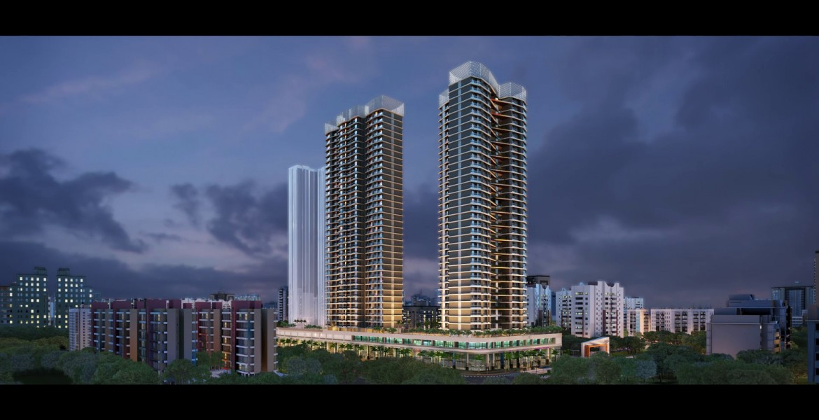 ROSA MANHATTAN LUXURY APARTMENT IN THANE